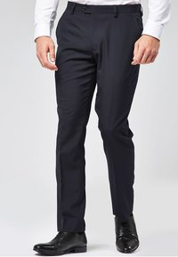 Next - SUIT TROUSERS - Pantaloni eleganti - blue - 0