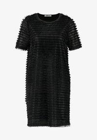 Pieces - Vestido informal - black - 4