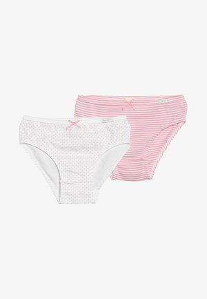 GIRLIE MIX MINI BRIEF 2 PACK - Kalhotky - white