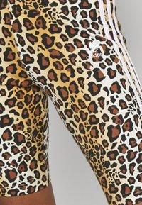 adidas Originals - LEOPARD TIGHT - Shorts - multco/mesa - 3