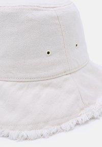 Weekday - NOREN BUCKET HAT - Hatt - ecru - 2