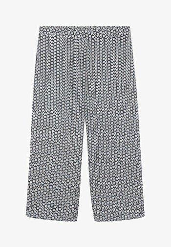 Bukse - dunkles marineblau