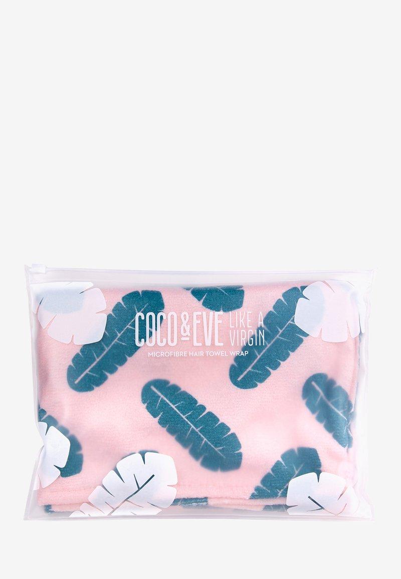Coco & Eve - MICROFIBRE TOWEL WRAP - Bath & body - -