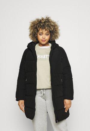CARDOLLY LONG COAT - Winter coat - black