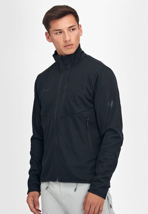 Kurtka Outdoor - black