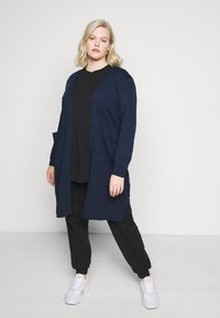 Anna Field Curvy - Cardigan - blue - 0
