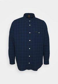 Lee - LEESURE SHIRT - Skjorta - indigo - 0