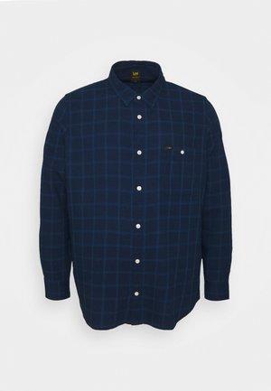 LEESURE SHIRT - Shirt - indigo