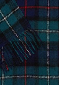 Barbour - NEW CHECK TARTAN SCARF - Scarf - blue - 2
