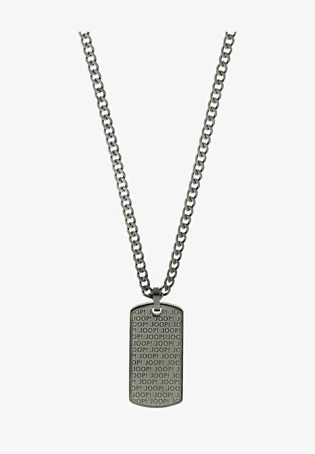 Halsband - grau