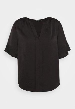 ONLEVER DETAIL - Blouse - black