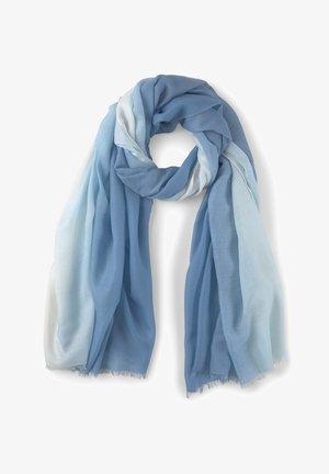 Scarf - clear light blue