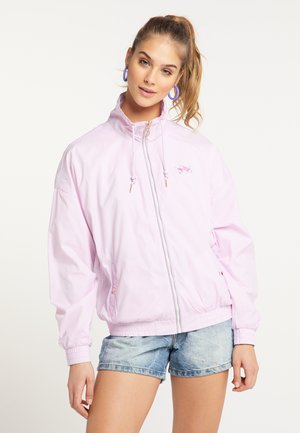 Windbreaker - light pink