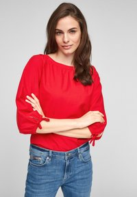 s.Oliver - Blouse - red - 0