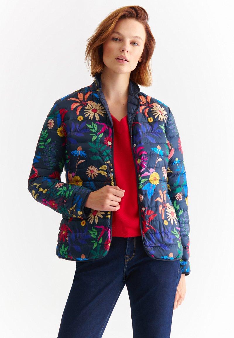 TATUUM - Down jacket - navy blue