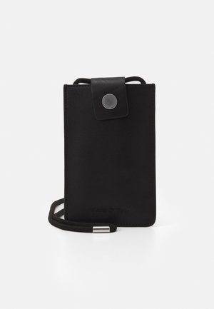 CELLPHONEBAG CAHRLOTTE - Across body bag - black