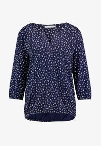 Betty & Co - Blouse - blue/cream - 4