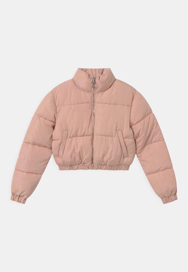 SOFT PUFFER - Übergangsjacke - pink