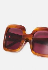 Gucci - Sonnenbrille - havana/violet - 3