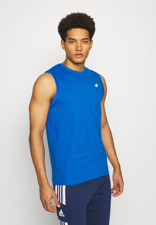 Men's sleeveless top - Toppe - blue