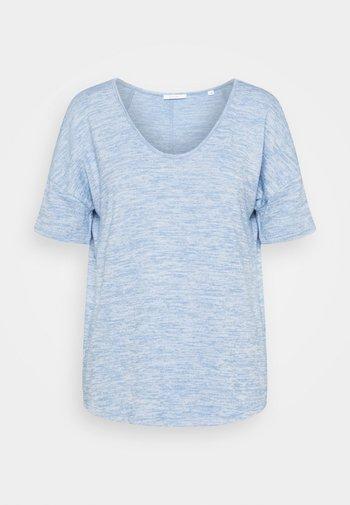 SOFIENA - Basic T-shirt - blue mood