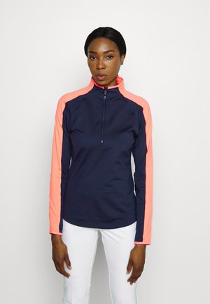 STORM MIDLAYER - T-shirt à manches longues - dark blue