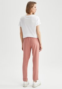 DeFacto - Trousers - light pink - 2