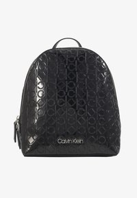 Calvin Klein - MUST BACKPACK - Rucksack - black - 1