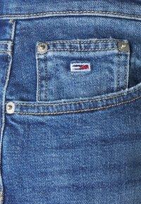 Tommy Jeans - ULTRA WIDE LEG ANKLE - Jean boyfriend - ames - 2