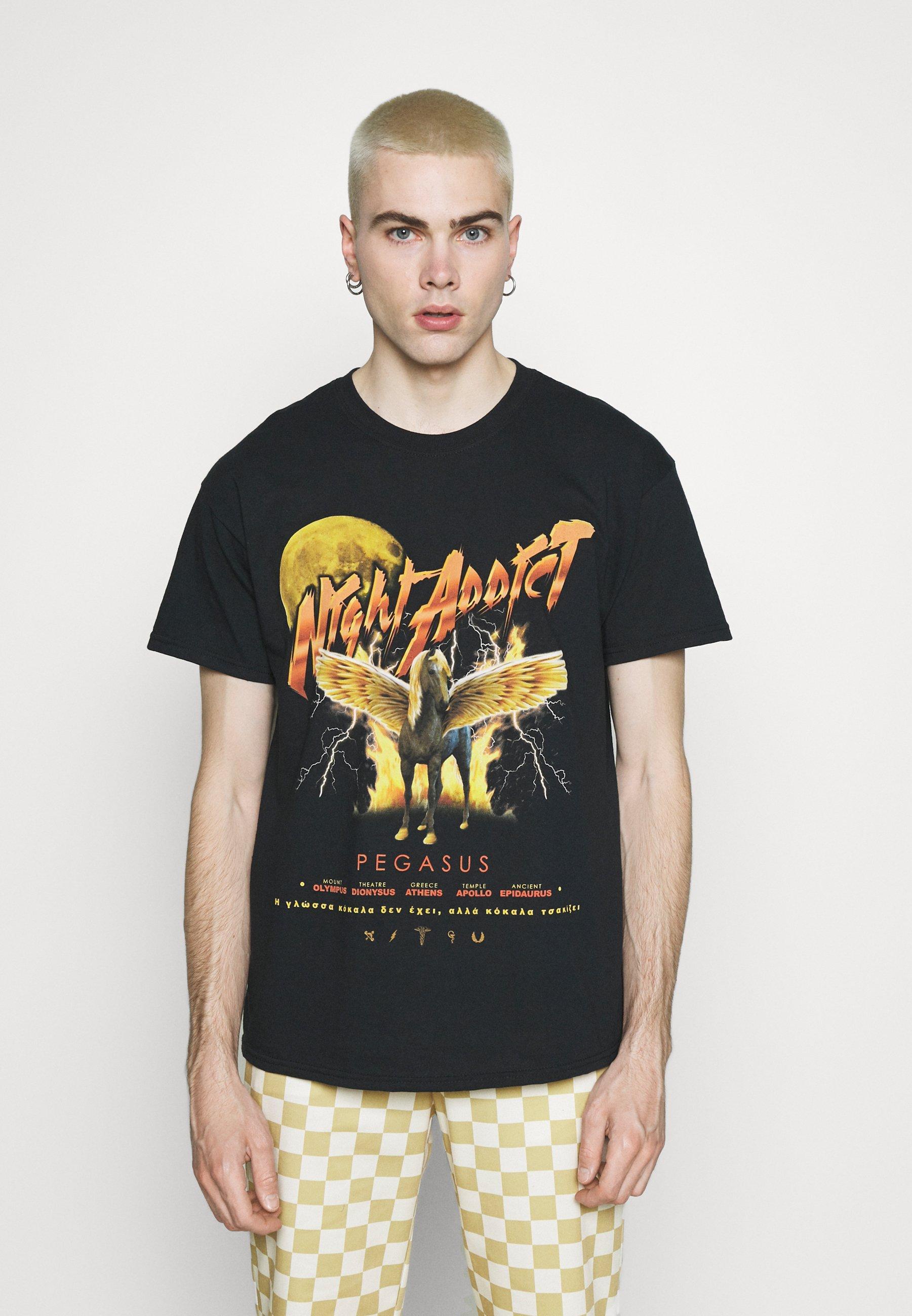 Men PEGASUS - Print T-shirt