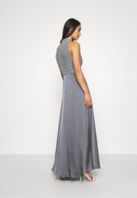 Lace & Beads - LIZA MAXI - Occasion wear - charcoal grey - 2