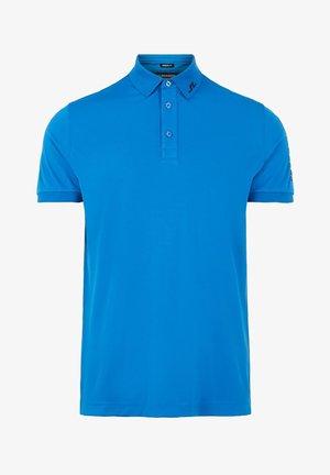 TOUR TECH - Polo shirt - egyptian blue