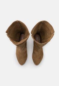 Musse & Cloud - DAELIS - Boots - sand - 5