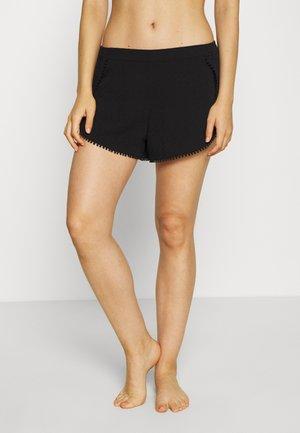 JENA SHORT - Pyjama bottoms - noir