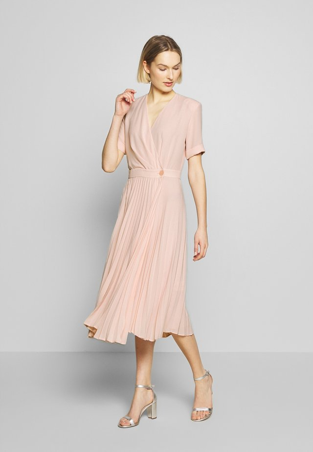 Cocktail dress / Party dress - powder