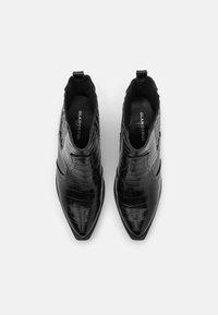 Glamorous Wide Fit - Kotníková obuv - black - 5