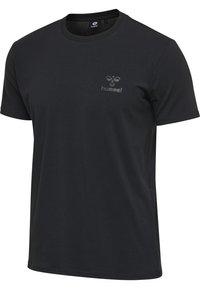Hummel - HMLSIGGE - Print T-shirt - black - 2