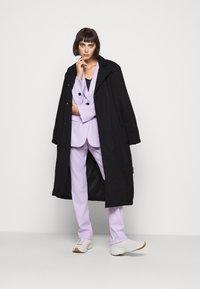 Won Hundred - ESTHER - Classic coat - black - 1