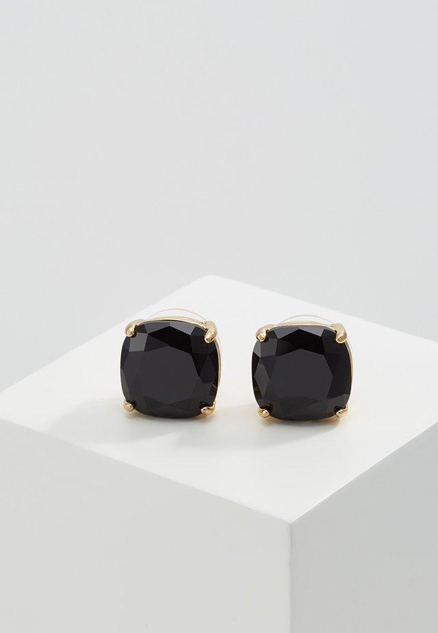 Náušnice - black