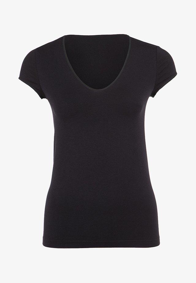 HONOLULU  - T-shirt basique - black