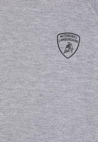 Automobili Lamborghini Kidswear - CREWNECK WITH CONTRAST INSERTS - Sweatshirt - grey antares - 2