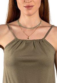 Leonardo - Necklace - hellgrün - 0