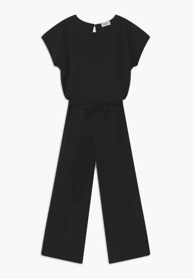 CAJSA - Jumpsuit - black