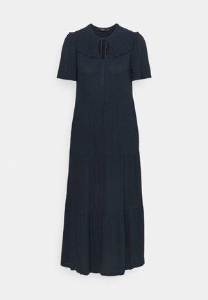 SMOCK MIDI - Maxi dress - dark blue
