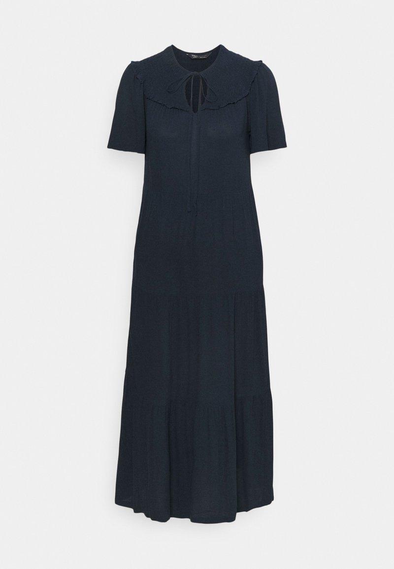 Marks & Spencer London - SMOCK MIDI - Maxi šaty - dark blue