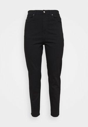 NORA - Slim fit jeans - black