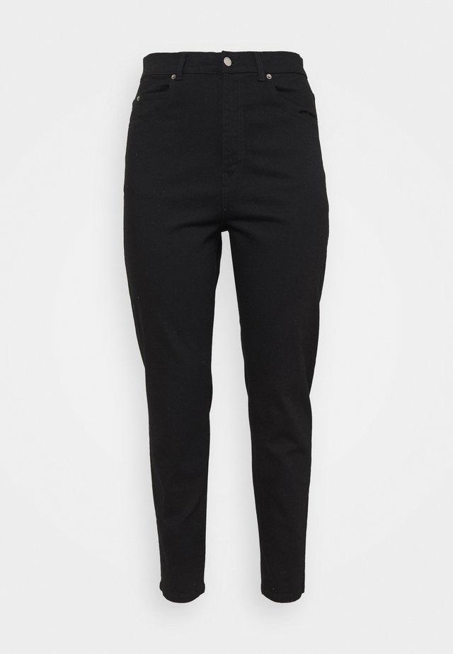 NORA - Jeans slim fit - black