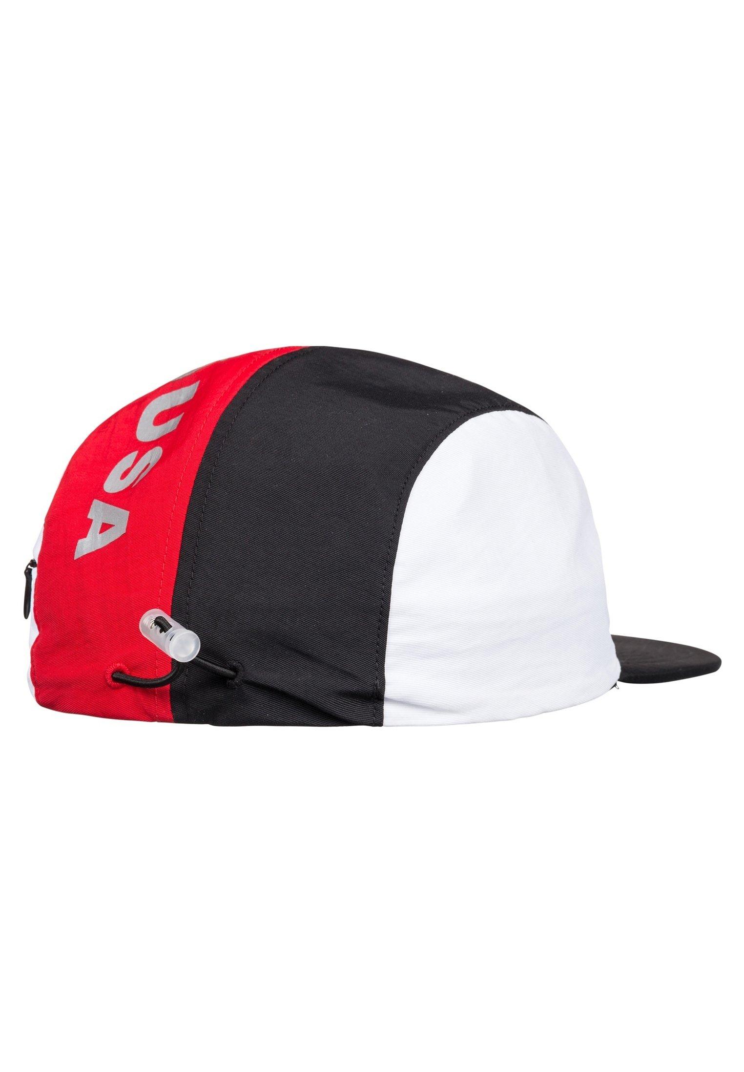 Dc Shoes Camper - Cap Black/red/white/schwarz