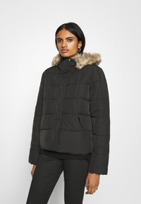 JDY - Winter jacket - black - 0