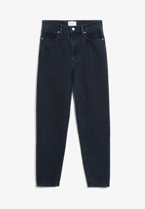 MAIRAA  - Slim fit jeans - black/blue